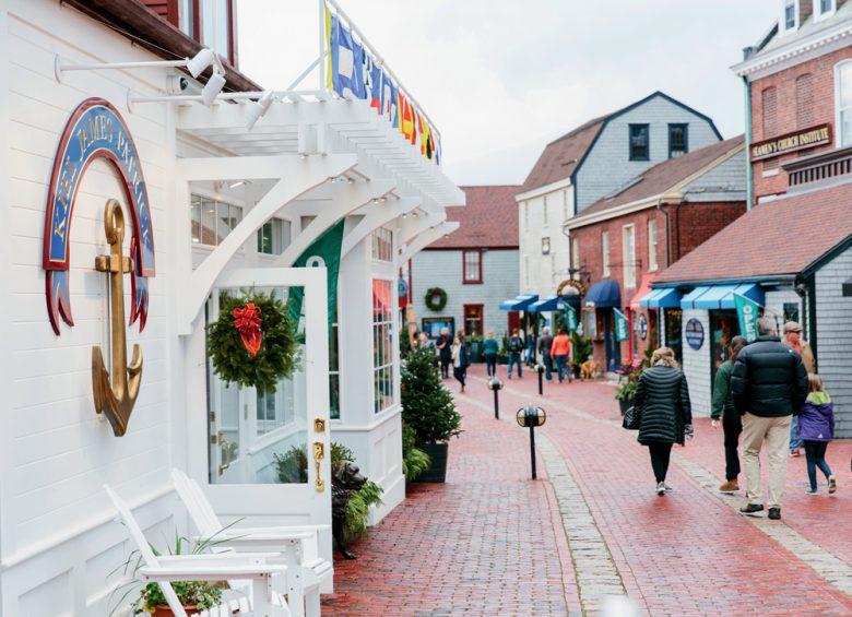 Christmas in Newport, Rhode Island   New England Today