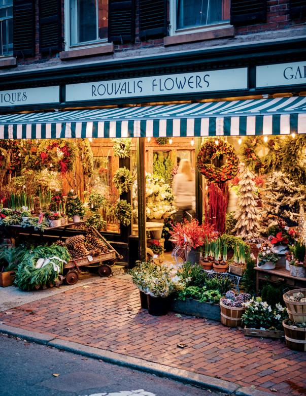 Christmas In Boston Massachusetts.Christmas In Boston Where To Stay Eat Shop Celebrate