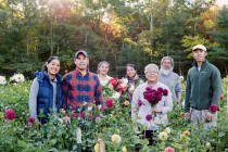 How the five Lam siblings (and their parents) grew a love of farming and flowers into a thriving family business.
