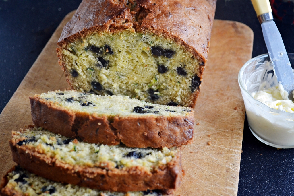 Lemon blueberry zucchini bread recipe yankee magazine watchtides lemon blueberry zucchini bread forumfinder Image collections