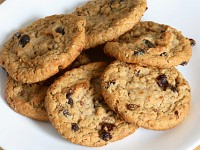Grandma's Oatmeal-Raisin Cookies