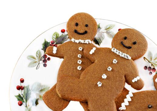 German Gingerbread Men New England Today