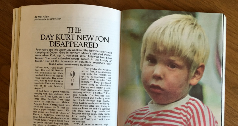 The Day Kurt Newton Disappeared