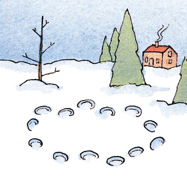 How to Build an Igloo in 10 Steps   Winter Fun - New England