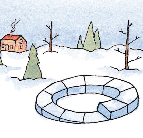 How to Build an Igloo in 10 Steps | Winter Fun - New England