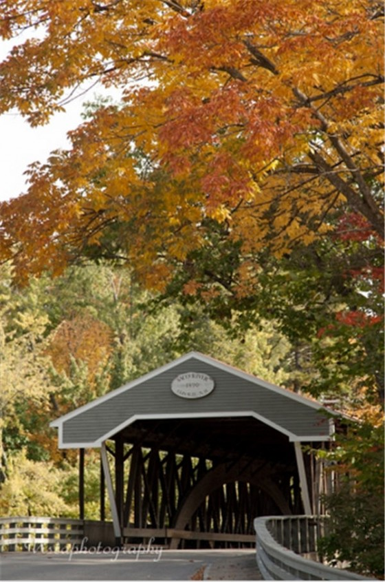 Saco Covered Bridge