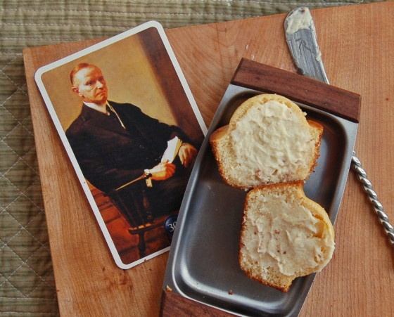 Calvin Coolidge Corn Muffins