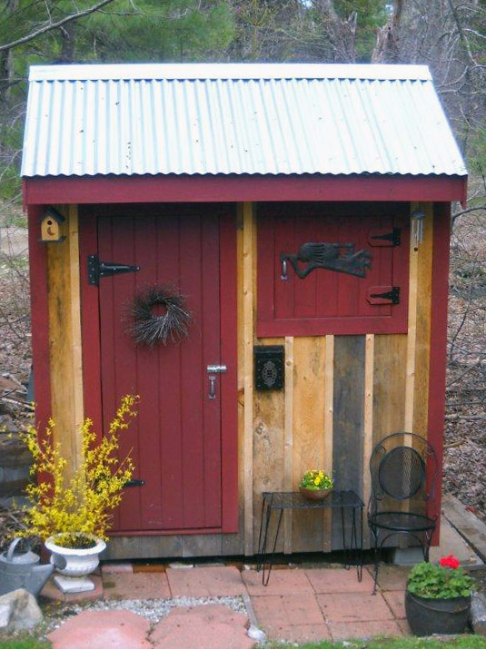 garden and potting shed styles - Garden Sheds New Hampshire