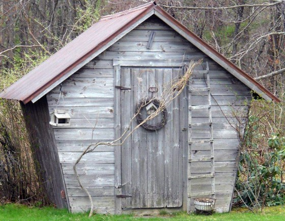 Garden And Potting Shed Styles