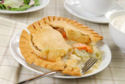 The Ultimate Comfort Food: Chicken Pot Pie
