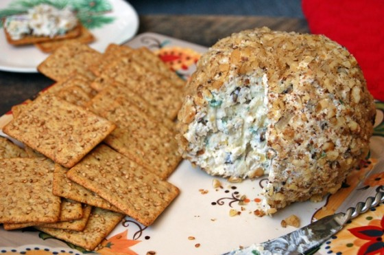 Easy Pineapple Cheese Ball Appetizer & Easy Pineapple Cheese Ball Appetizer - New England Today