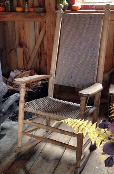 Stop Rocking Chairs From Sliding | Rocking Chair Repair