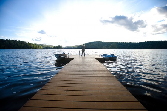Best Lakeside Lodging in New England