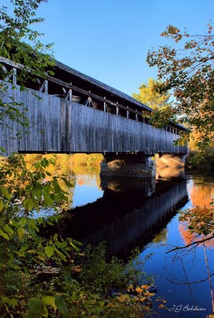 Covered Bridges Of New England