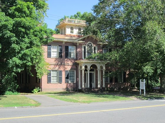 Hurlbut Dunham House In Old Wethersfield Ct Tours Are Arranged Through The Historical Society