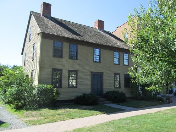 Isaac Stevens House