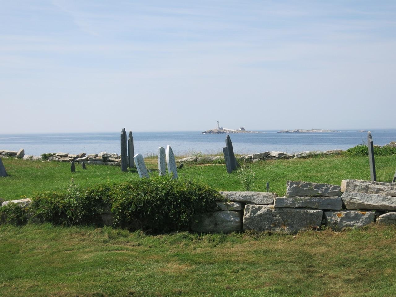 Star Island Graveyard