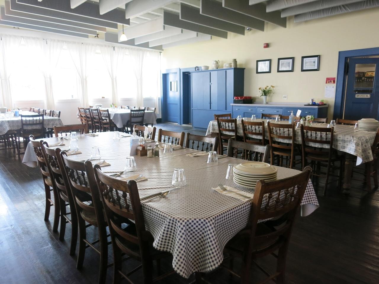 Star Island Hotel Dining Hall