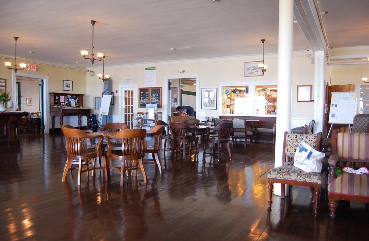 Star Island Hotel Lobby