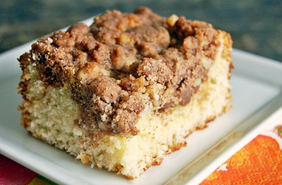 Best Breakfast Coffee Cake Recip