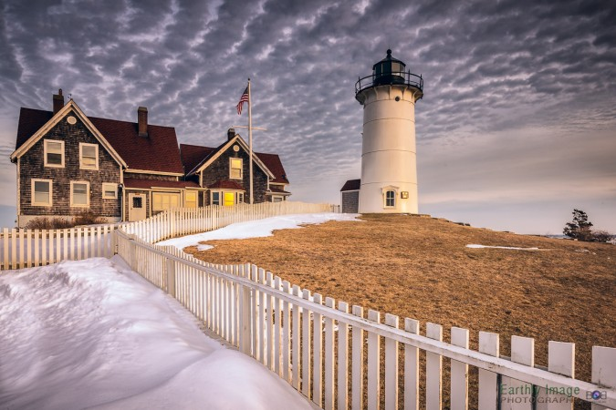Surprising New England Lighthouses In Winter Photographs New Download Free Architecture Designs Scobabritishbridgeorg