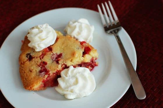 Cranberry Surprise Pie