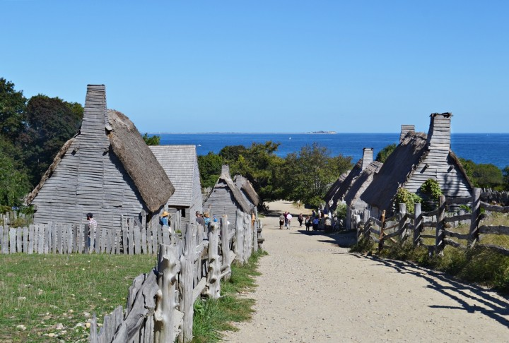 What Did The Pilgrims Eat At The First Thanksgiving New England Today