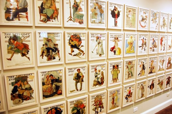 a history of the norman rockwell museum at stockbridge Norman rockwell museum, stockbridge, ma 50,664 likes 764 talking about this 29,172 were here norman rockwell museum.