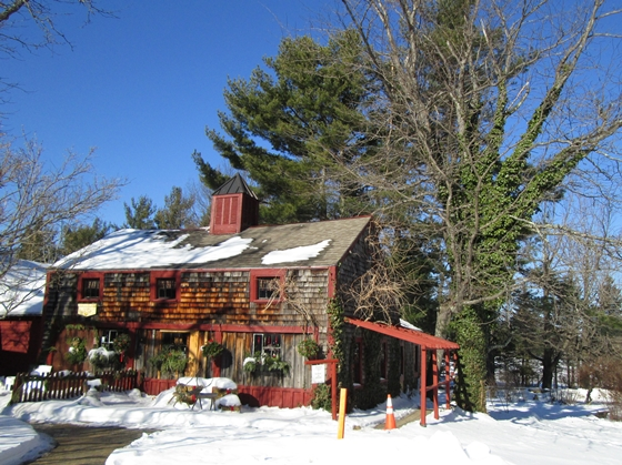 The Gift Shop at Pickity Place in Mason, NH.