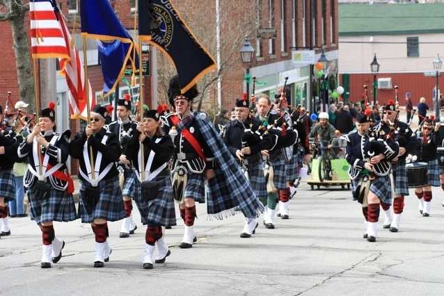 Best St  Patrick's Day Events in New England - New England Today
