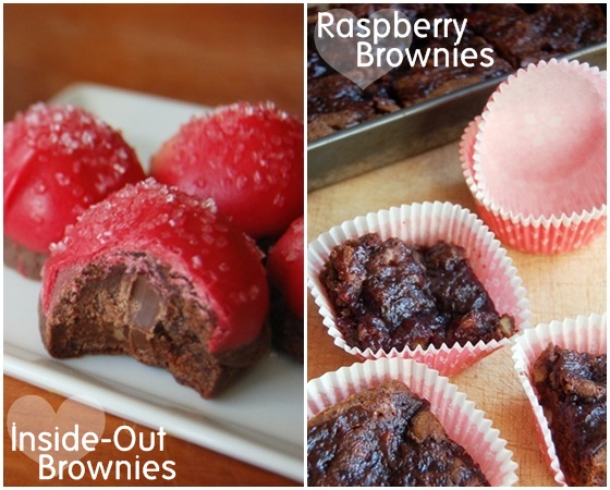 fun valentine's day brownies, Ideas