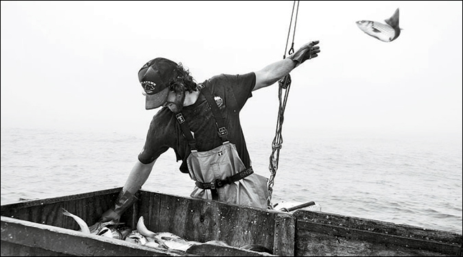 Our Award-Winning Photo Essay | The Last Trap Fishermen of Rhode Island