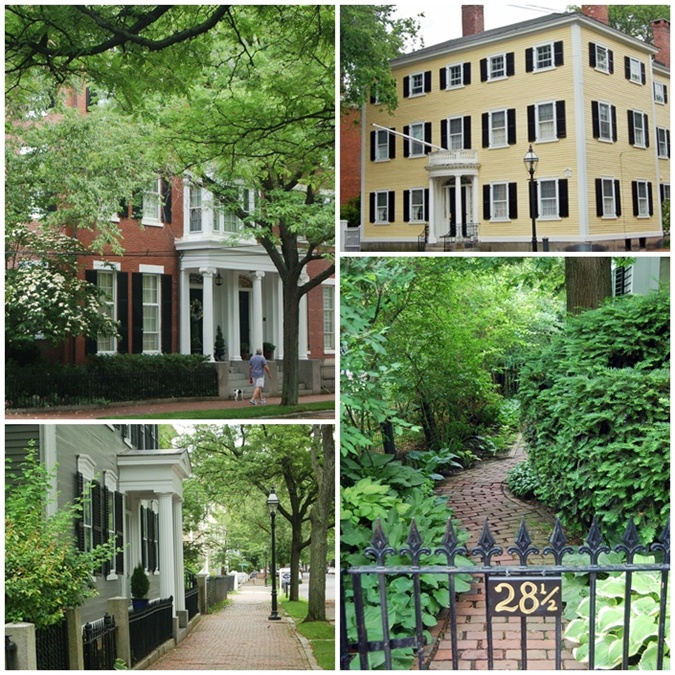 Historic Downtown Salem Art Architecture And