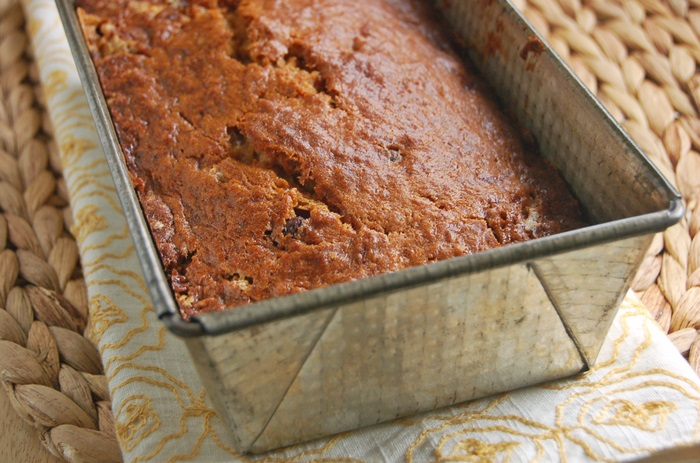 Old-Fashioned Banana Bread - New