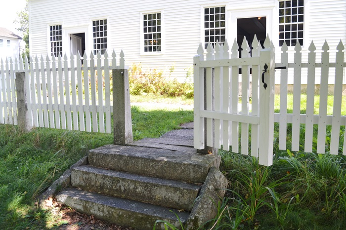 Canterbury Shaker Village Meetinghouse