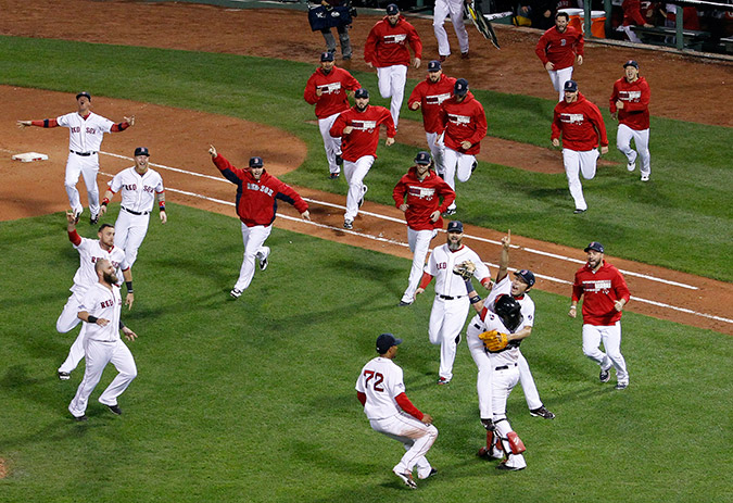 Red Sox Win 2013 World Series! - New England Today