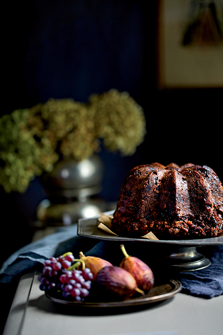 plum pudding - Classic Christmas Desserts