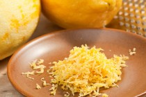 The difference between lemon rind and zest