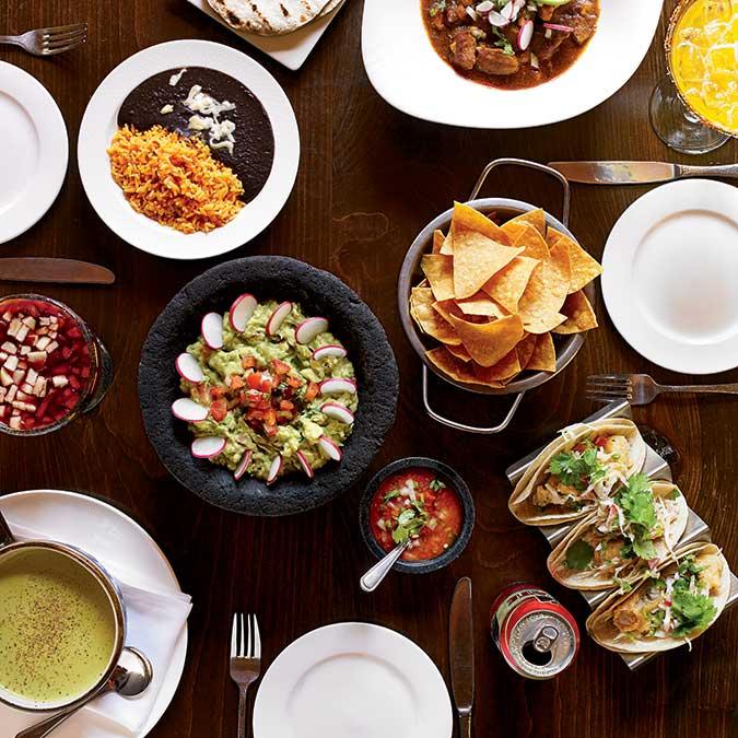 Genial Oaxaca Kitchen