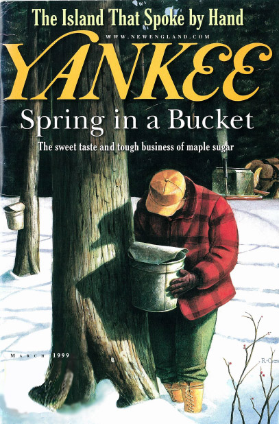 Yankee Cover March 1999