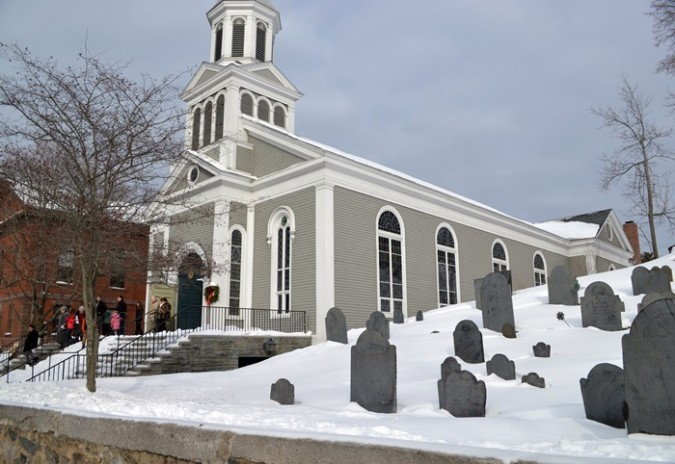 concord burying ground