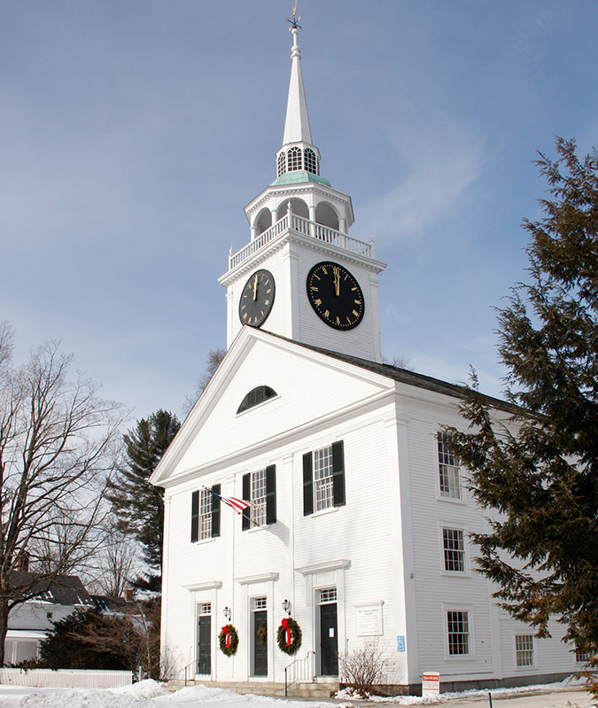Second Meetinghouse