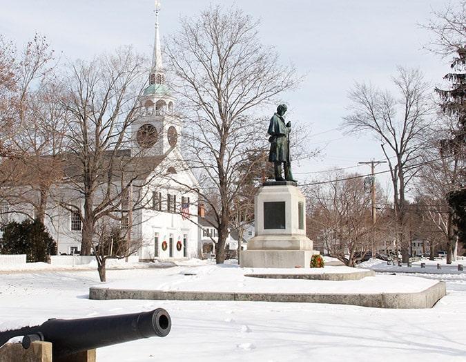 Historic Amherst, New Hampshire
