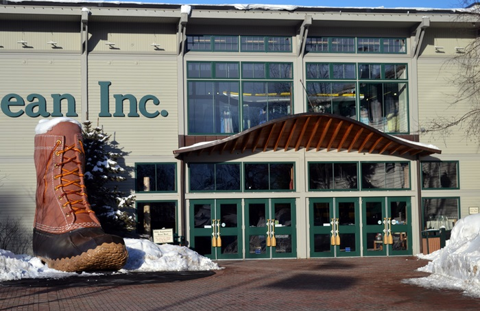 L.L. Bean in Freeport, Maine | The Flagship Store