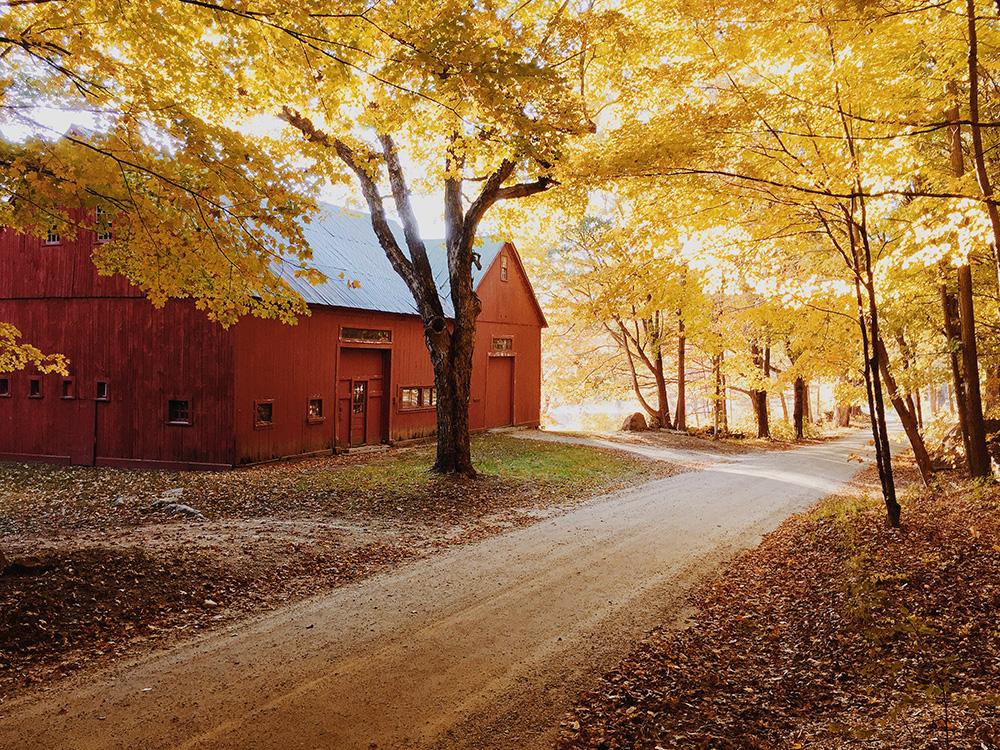 New England Barns Photos