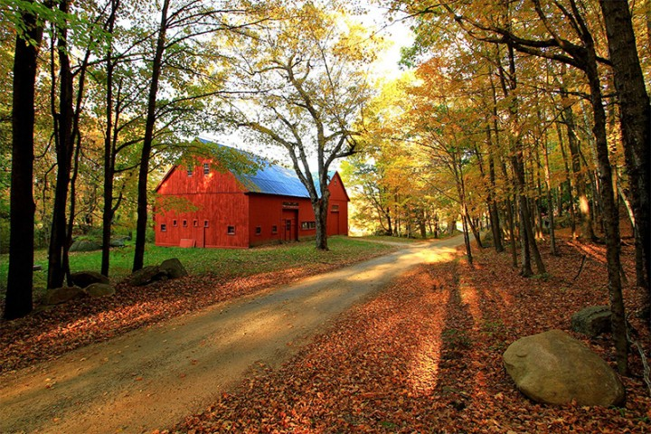 New England S Prettiest Towns A Sampler Of Picture