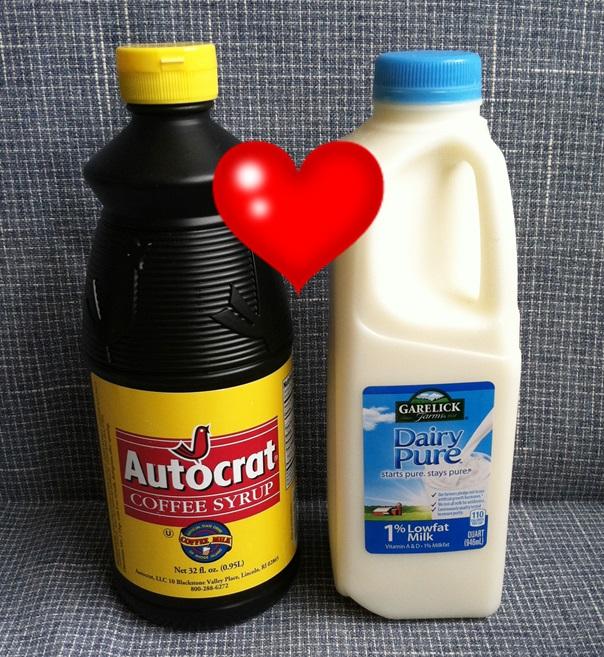 ri coffee milk