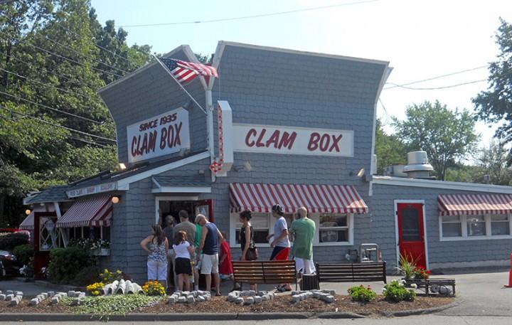 Best Clam shacks