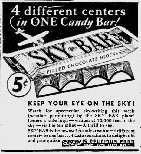 Sky Bar   New England's Classic Chocolate Candy Bar - New England Today