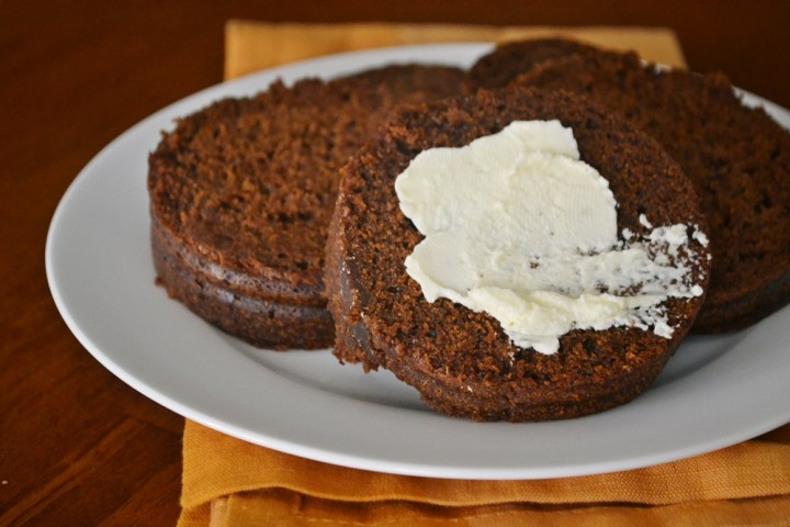 brown bread butter